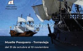 Torrevieja Maritime Festival 31st October - 10th November 2019