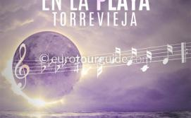 EuroTourGuide Torrevieja 26th Habaneras on the Playa 3rd July 2021