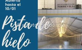Torrevieja Ice Skating Xmas 2020/21