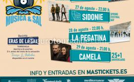 EuroTourGuide Torrevieja Musica & Sal 22nd-29th August 2021