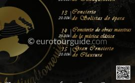 EuroTourGuide Coach Torrevieja Sol Music Festival 12th-15th August 2021