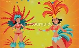 Torrevieja Summer Carnival Parade 16th August 2019