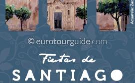 Totana Patron Saint Fiesta Santiago Apóstol 19th-29th July 2018