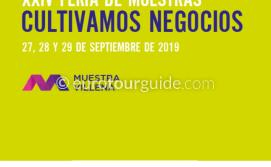Villena Muestra Agricultural Fair 27th-29th September 2019