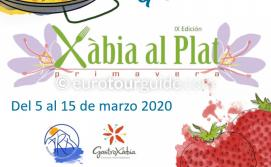 Javea Gastronomy 'Xabia al Plat' 5th-15th March 2020