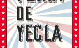 Yecla Feria 13th-22nd September 2019