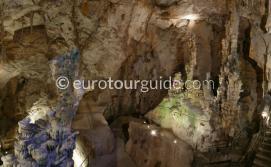 Cuevas del Canelobre near Busot Alicante Spain