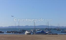 Where to go in and around the Mar Menor Murcia Spain, Beaches of Los Alcazares is one of many things to do and places to visit