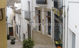 in Teulada Costa Blanca Spain, one of many things to do and places to visit
