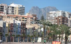 Where to go around Villajoyosa Costa Blanca Spain, Heading off to the Mountains one of many things to do and places to visit