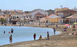 Where to go in Los Nietos Mar Menor Costa Calida Murcia Spain, Enjoy the beach is just one of many things to do and places to visit here