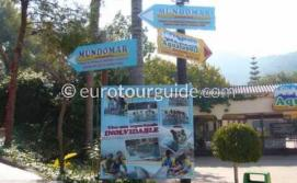 Theme & Water Parks in the South Costa Blanca by www.eurotourguide.com