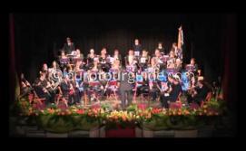 Vaudeville Suite, interpretación de La Banda de Música de La Lira
