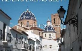 Altea & l'Alfas del Pi by www.eurotourguide.com