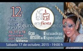 12ª Feria de Artesanía Festera Artefiesta
