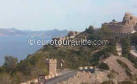 Cartagena Guns by www.eurotourguide.com