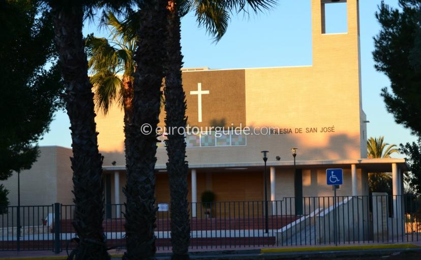 Quesada Church Dona Pepa Rojales