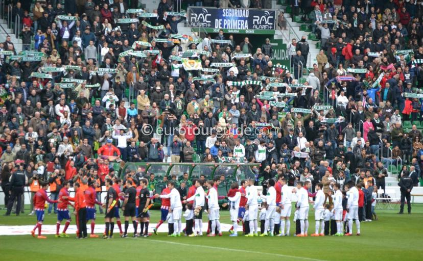 Where to go in the Costa Blanca, Football Fans will love watching Elche CF in La Liga