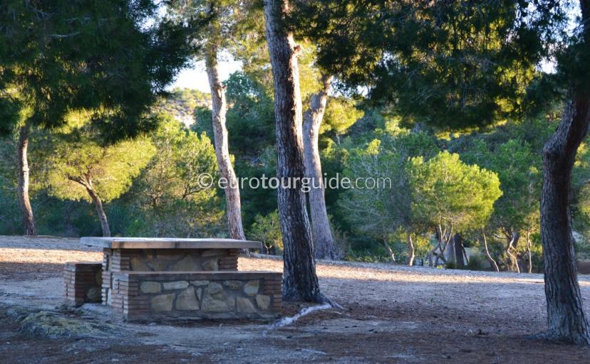 Parque El Recorral Quesada Rojales Where to go