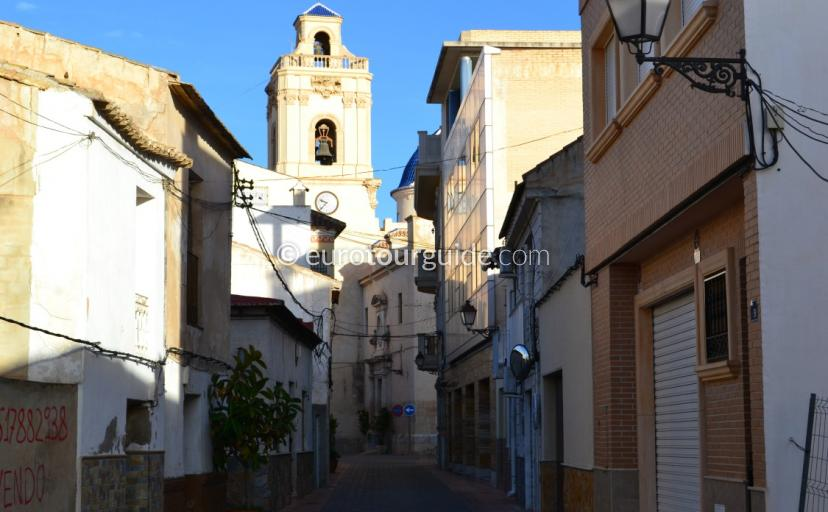 Images of Catral Alicante Spain