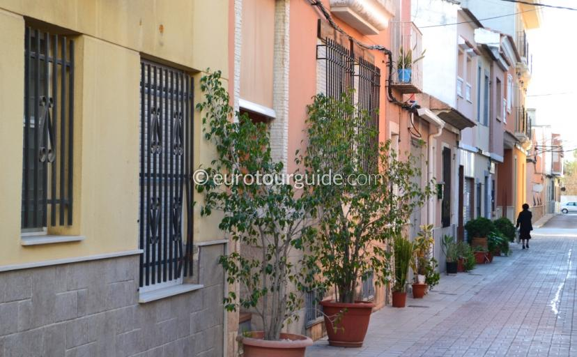 Spanish Traditional Village Houses For Sale in Alicante Spain