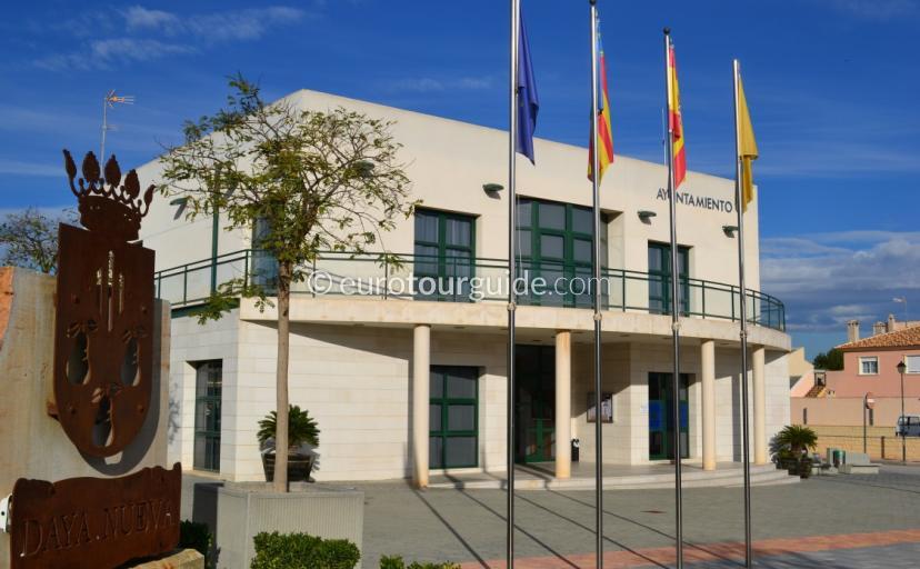 Ayuntamiento Daya Nueva Alicante Spain