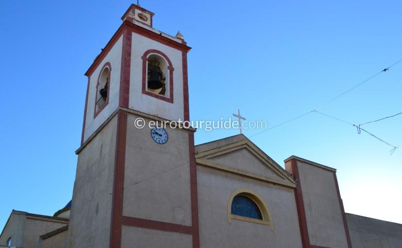 Church in Rojales Alicante Spain
