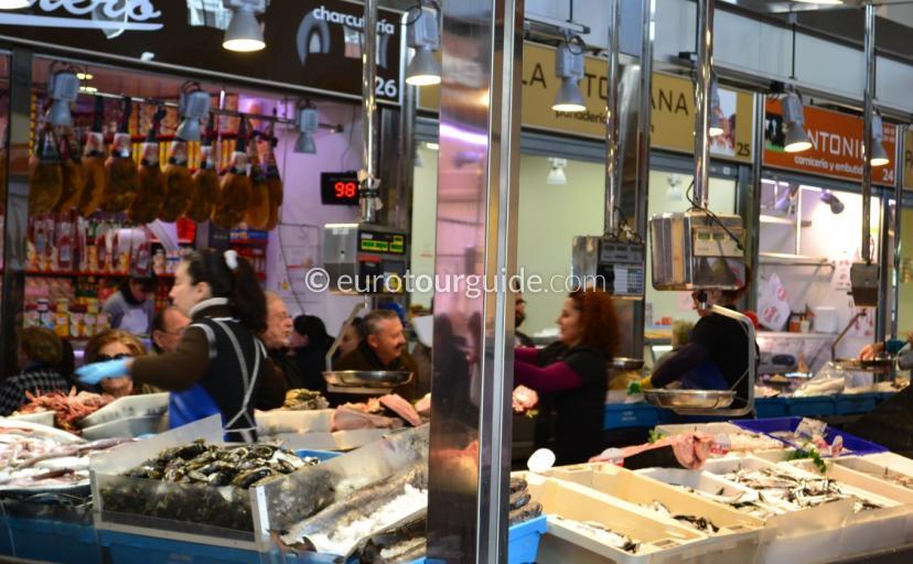 Indoor Market in Callosa de Segura