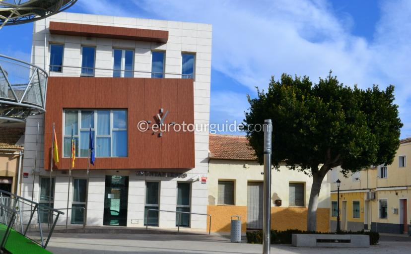 Ayuntamiento Daya Vieja Alicante Spain
