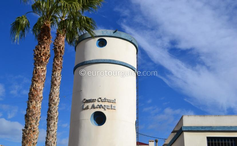 Social Centre Daya Vieja Alicante  Spain