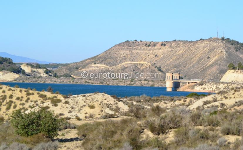 Where to go in the Costa Blanca, try eurotourguide's half day out in Lake Pedrera