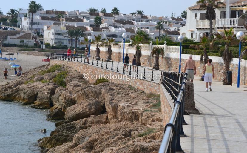Images of La Zenia, What to do in La Zenia enjoy the beautiful coastal path