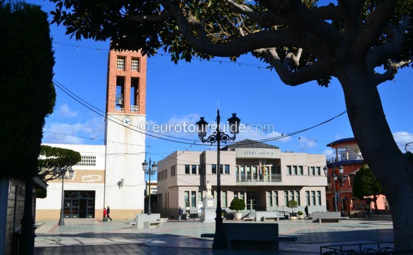 Plaza Formentera
