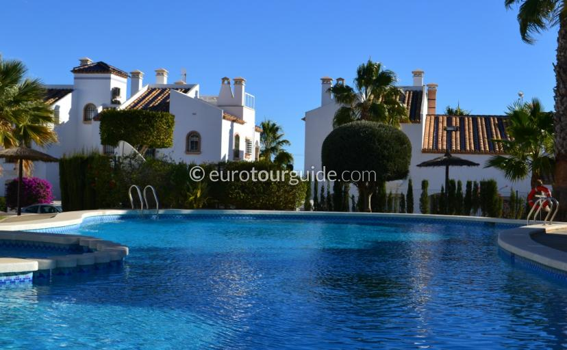 Holiday homes in Villamartin Orihuela Costa Costa Blanca Spain