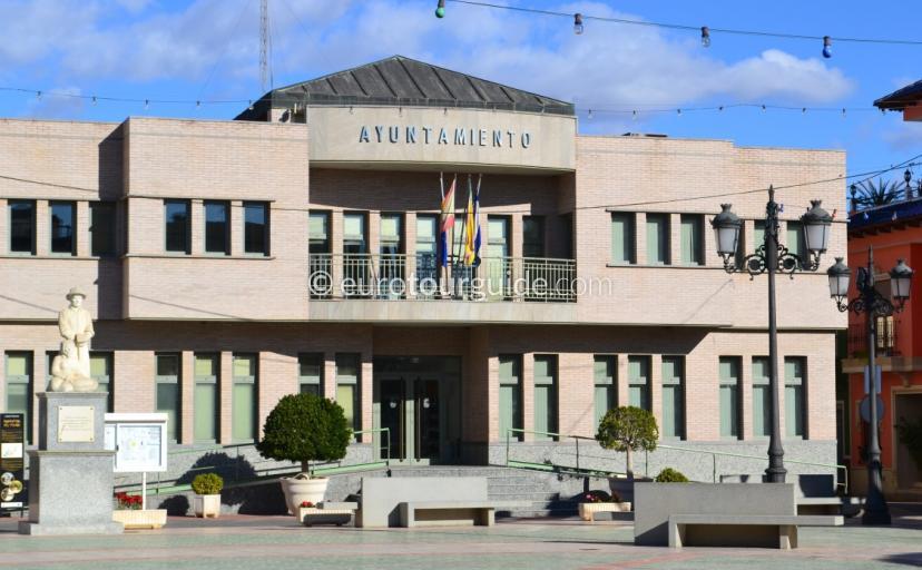 Ayuntamiento Formentera Alicante Spain