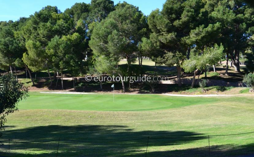 Images of Villamartin Golf Course, a very enjoyable and mature course