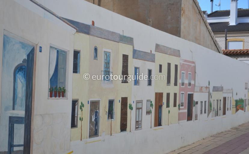 Modern Art in San Fulgencio Alicante Spain
