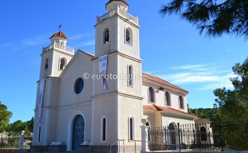 Benejuzar Sanctuary Alicante Spain