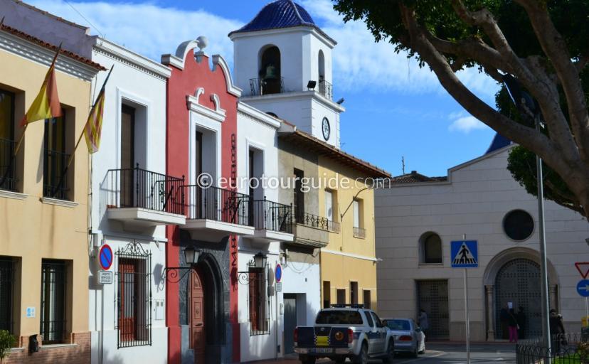 Whats on in San Fulgencio Alicante Spain