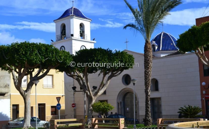 Where to go in San Fulgencio Alicante Spain