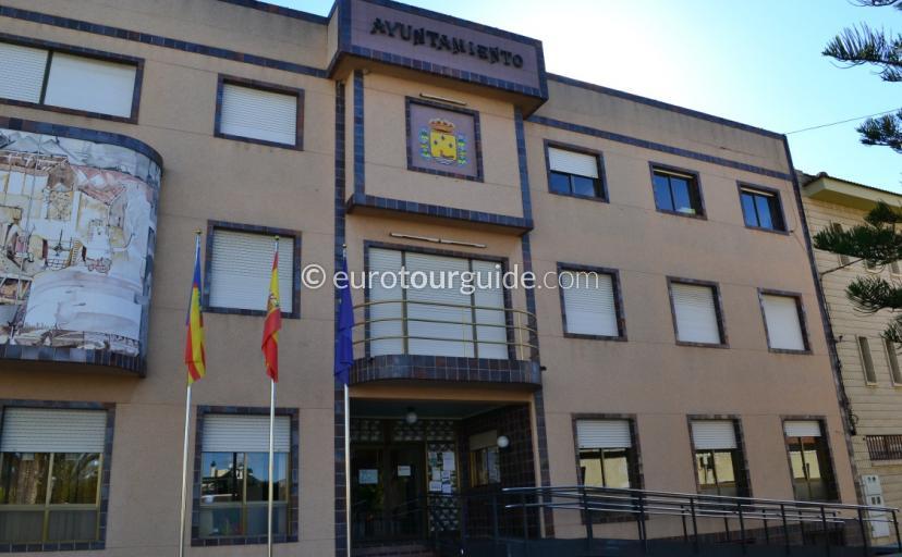 Ayuntamiento Benejuzar Alicante Spain