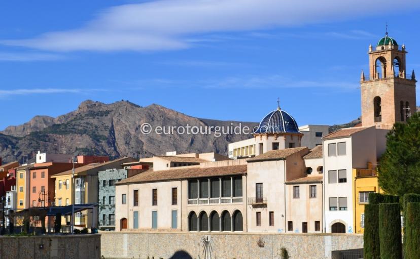 Images of Orihuela Alicante Spain