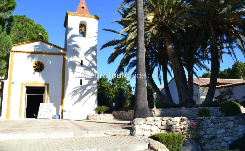 Image of Rebate Chapel, Costa Blanca Spain