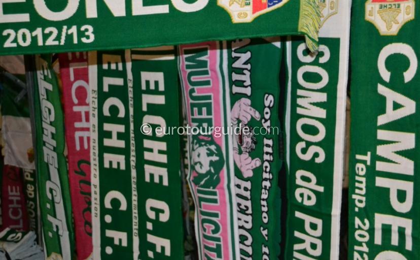 La Liga For Elche in 2013/2014