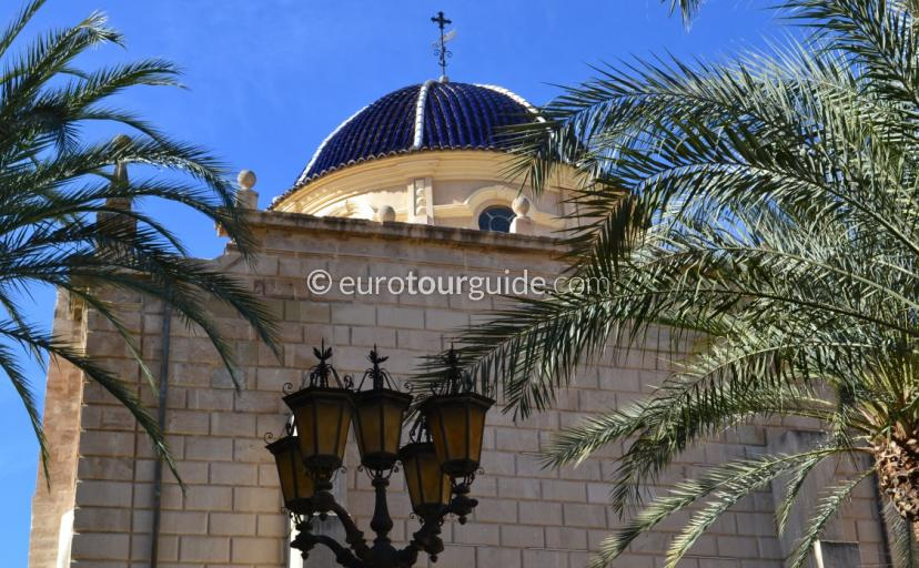 Places to Visit in Orihuela City Alicante Spain