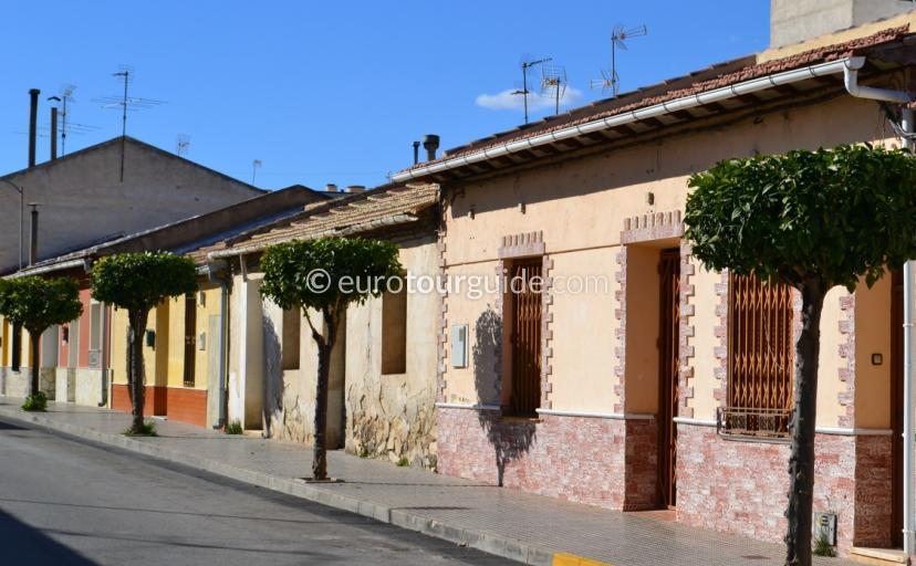 Living in a Spanish Village like Benejuzar in Alicante Spain
