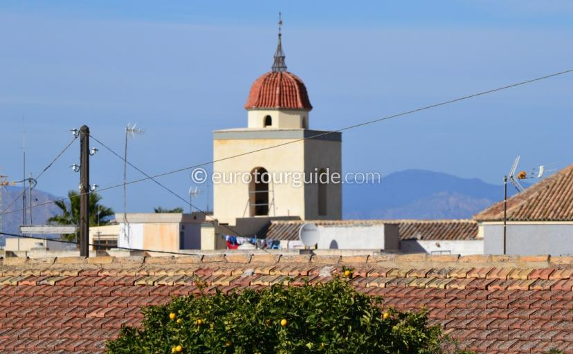 Images of San Miguel de Salinas, Over the roof tops
