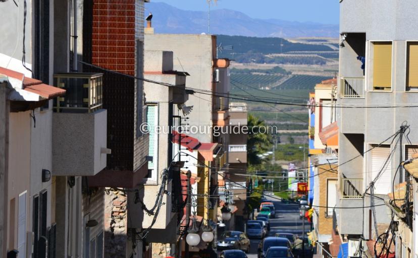 Village Life in San Miguel de Salinas