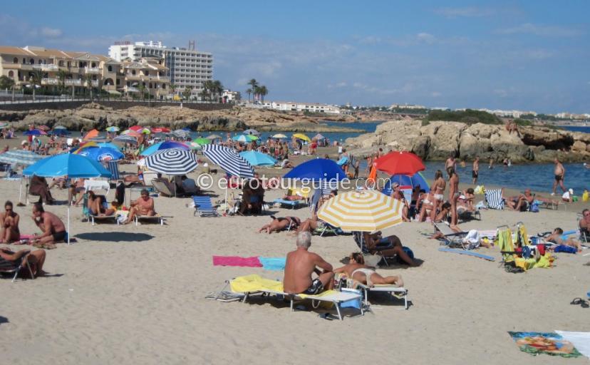 La Zenia Beach Playa