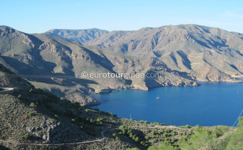 Calblanque Regional Park Murcia Spain one of many things to do and places to visit